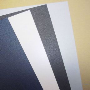 Double Sided Pearl, Pearlescent, Pearlised Card Stock, 240gsm, Choose Colour, Qty and Size